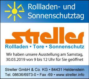 Rollladen- und Sonnenschutztag 2019